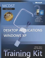 Microsoft MCDST 70-272 training kit