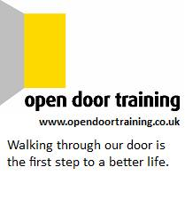 Open Door Training logo
