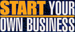 Start your own business web site logo
